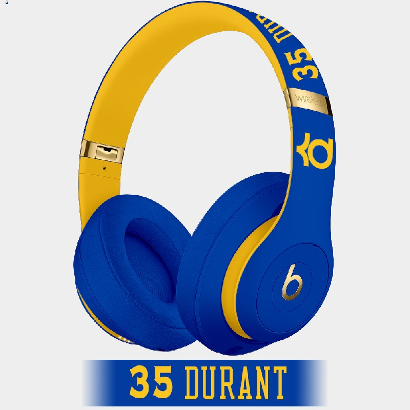 cuffie Golden State Warriors Kevin Durant batte per dre reale Unisex